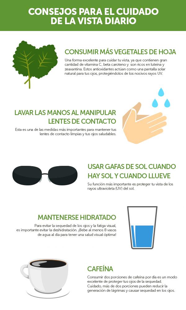 Consejos para el Cuidado Diario de los Ojos