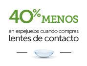oferta de pearle vision - Ahorra 40% en gafas con un suministro anual de lentes de contacto