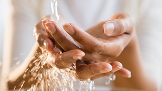 Lávate las manos